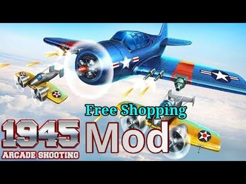 1945 Air Forces 3 57 Apk Mod (Free Shopping) for android