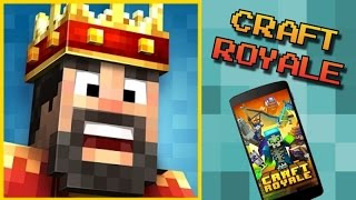 Craft Royale - Minecraft Stili Çakma Clash Royale