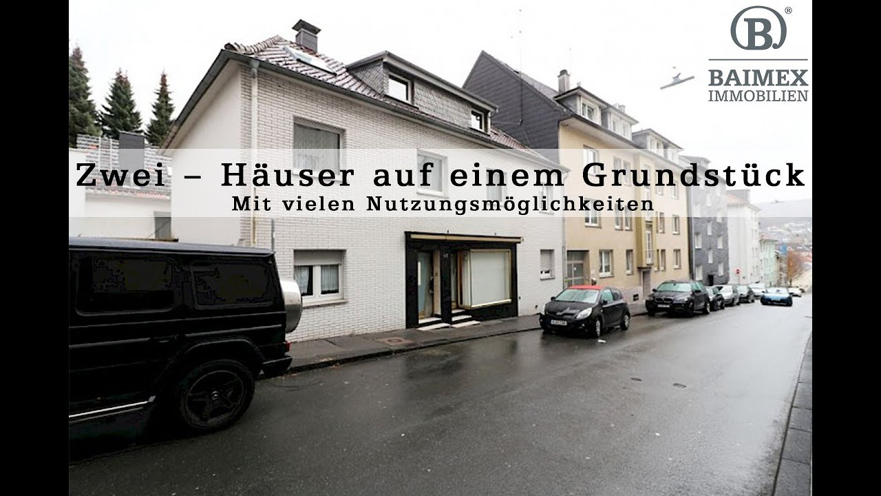 Baimex Immobilien Makler Haus Verkauf Zur Dörner Brücke Wuppertal