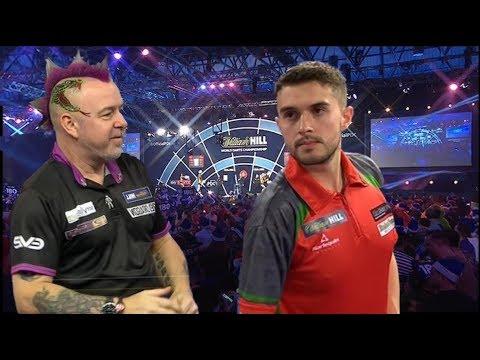 Wright v Lewis [R2] 2018 World Championship Darts