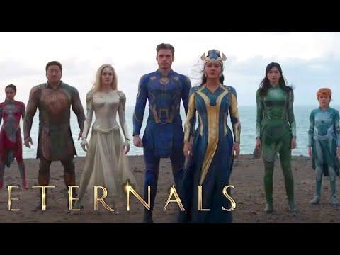 Marvel Studios' Eternals - Teaser Trailer (2021)