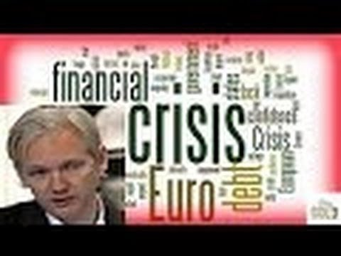 Julian ASSANGE The FINANCIAL CRISIS is increasing at every moment ! (HOT)