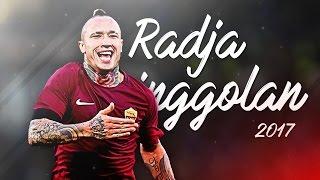 Radja Nainggolan - Il Ninja ● Amazing Skills & Goals ● 2017 [HD]