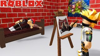 * THE GREATEST * ARTIST EVER! -ROBLOX #526
