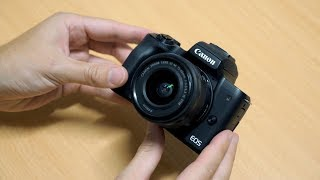 Canon M50 - Review and Vlogging test