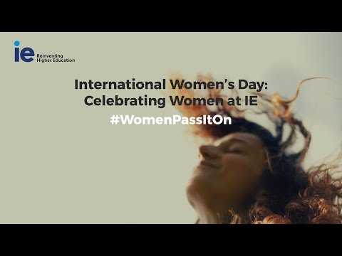 International Women's Day: Celebrating Women at IE