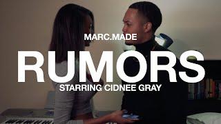 MARC.MADE- RUMORS (Official Music Video) ft. Skinny Cidnee