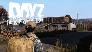 DayZ Expansion - Avenging My Own Death And An Epic Base Build! (Pvp/Helis/Base Building)