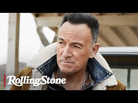 Bruce Springsteen Announces New Album 'Western Stars' | RS News 4/25/19
