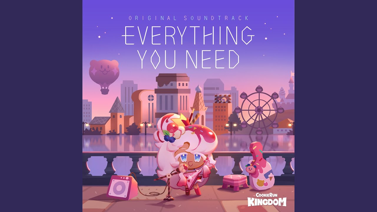 Everything You Need (Feat. Ji Yun Park) (토핑은 필요 없어 (Feat. 박지윤))
