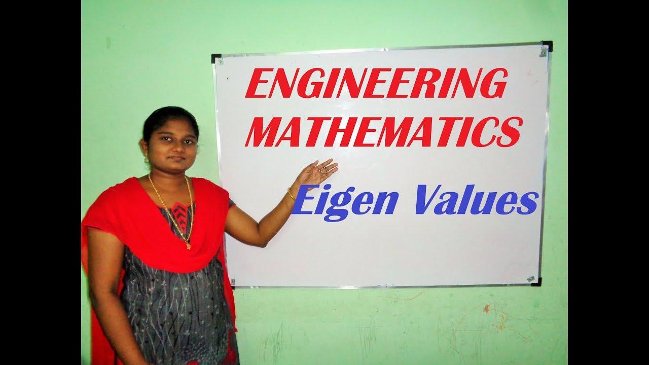 Download Easy way to find Eigenvalues | Eigen Values and Eigen Vectors