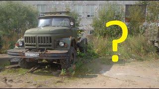 Нашли военный ЗИЛ 131 —покупать и восстанавливать или нет??