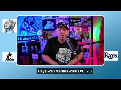 Tampa Bay Rays vs Miami Marlins Free Pick 9/5/20 MLB Pick and Prediction MLB Tips