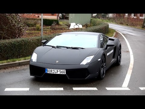 Lamborghini Gallardo LP 560-4 (560hp) - DRIVE & SOUND (1080p)