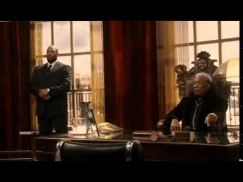 Lucky Number SlevinMorgan Freeman Speech