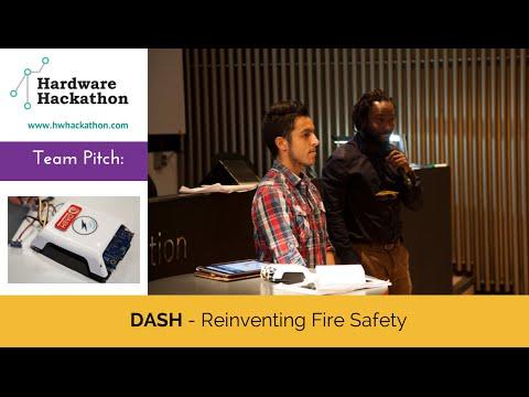DASH Pitch (Dublin Hardware Hackathon 2014) #HackDublin
