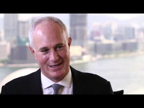 David Udell, Hyatt Hotels & Resorts, Group President, Asia Pacific interview with China Daily