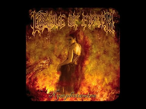 Cradle of Filth - Nymphetamine (Overdose) [Lyrics]