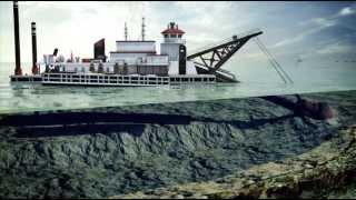 Misión dragado en el Canal de Panamá / The dredging never stops at the Panama Canal