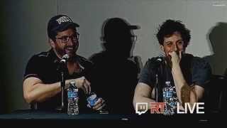 RTX 2014 - The Gauntlet Season 2 Panel