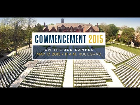 John Carroll University Commencement 2015