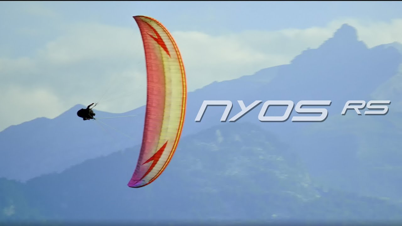 Paragliding - Swing NYOS RS -  Feel the difference!