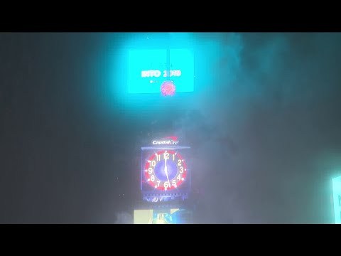 Watch: Ball drops in Times Square as thousands ring in the New Year