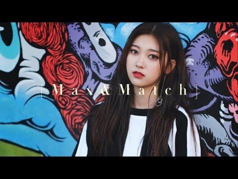 "[Preview] 이달의 소녀 오드아이써클 (LOONA/ODD EYE CIRCLE) Repackage Album ""Max&Match"""