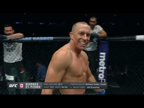 UFC 217: Биспинг Сент-Пьер / Bisping vs. St-Pierre - Highlights