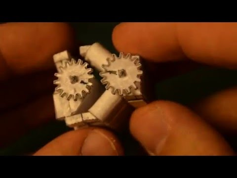 Marvel at This Tiny Paper V-8 Engine (W/Video)