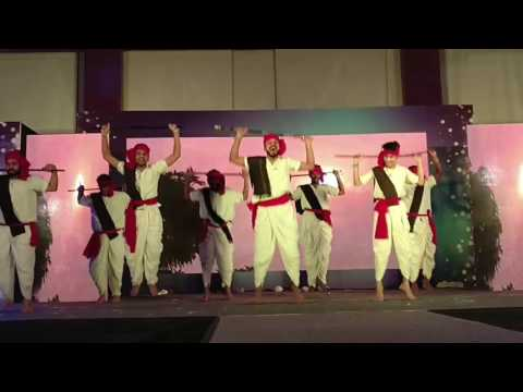 Kathi na Ghongad Maharashtrian folk dance 8 uchakkey