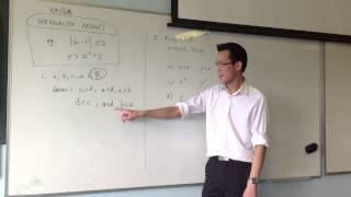 Introduction to Inequality Proofs