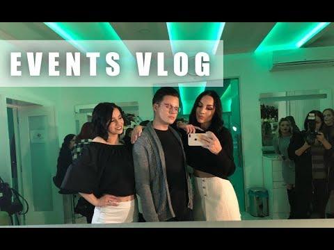 VLOG   2 Events + Daily Vlog