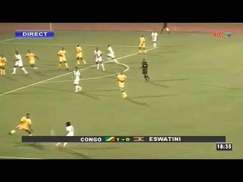 Congo Eswatini Goals And Highlights