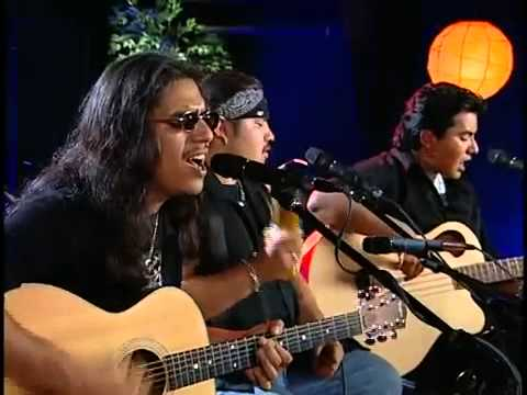 Los Lonely Boys - Hollywood (acoustic)