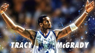 Tracy McGrady Mix - (Hall of Fame)