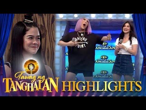 Vice Ganda pokes fun at Showtime Dancer Issa   Tawag ng Tanghalan