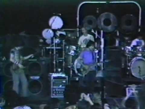 Grateful Dead 6-27-84 Merriweather Post Pavillion Columbia MD