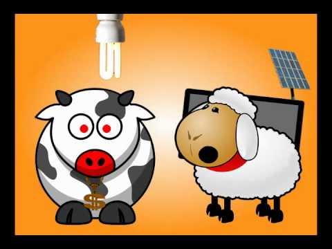 Sid the Energy Saving Sheep