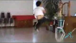 Martial Art of Wushu