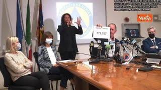 Le parole del governatore venetovenezia, 10 giugno 2020 dell'alto rappresentante dell'ue, josep borrell, nel corso di una conferenza stampa a bruxe...