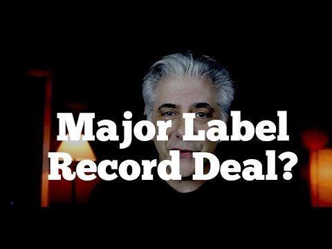 Major Label Record Deal?