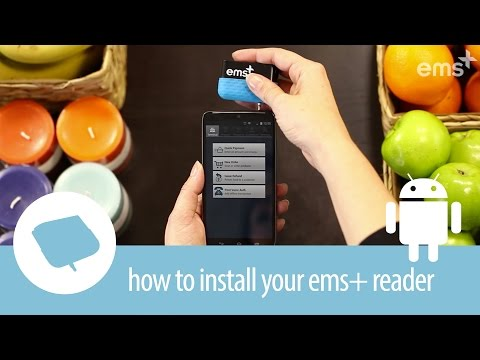 How To Install Your EMS+ Mobile Credit Card Reader (Android)