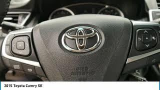 2015 Toyota Camry SE Maplewood, St Paul, Minneapolis, Brooklyn Park, MN P17326