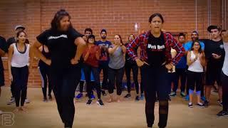 Chalakiyan Boliyan | Bfunk #Giddastep Dance routine |