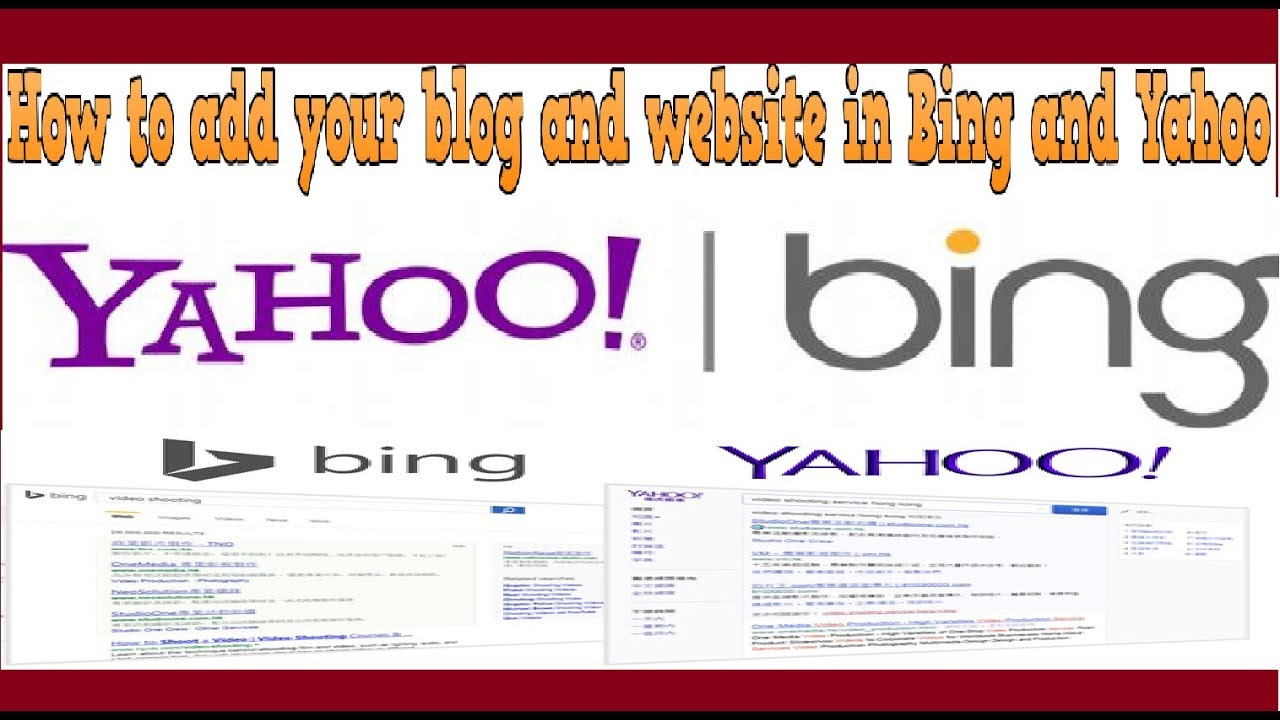 Yahoo Search - Web Search