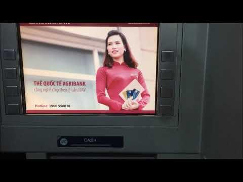Sử Dụng Thẻ BIDV Rút Tiền Chuyển Khoản Xem Số Dư
