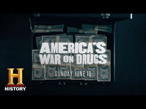 America's War On Drugs - 'This Is Your Brain' | Sunday June 18th | History