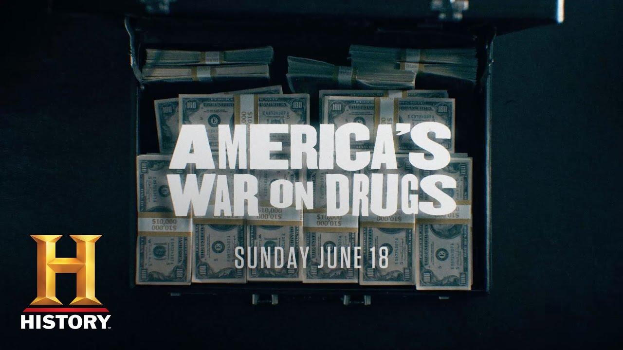 Resultado de imagen de cia drugs history channel