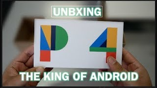 PIXEL 4 XL By Google Unbxoing and First Look